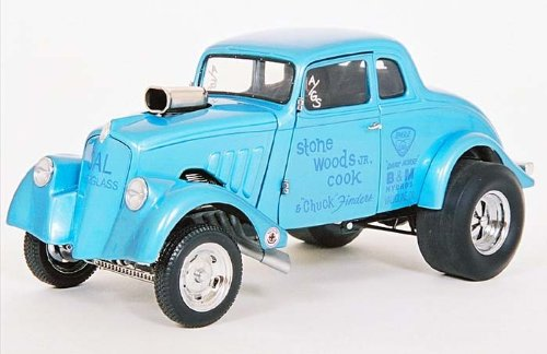 1933 Willys Gasser Stone Woods & Cook 1 of 1750 Produced Worldwide 1/18 by Precision Miniatures PRM06