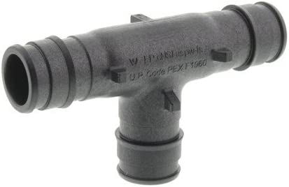 """1//2/"""" Poly PEX Fittings 10 Each 30 Elbow Coupler Tee"""