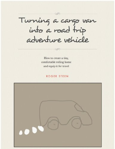 Turning a cargo van into a road trip adventure vehicle