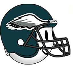 NFL Philadelphia Eagles Football Helmet Antenna Topper