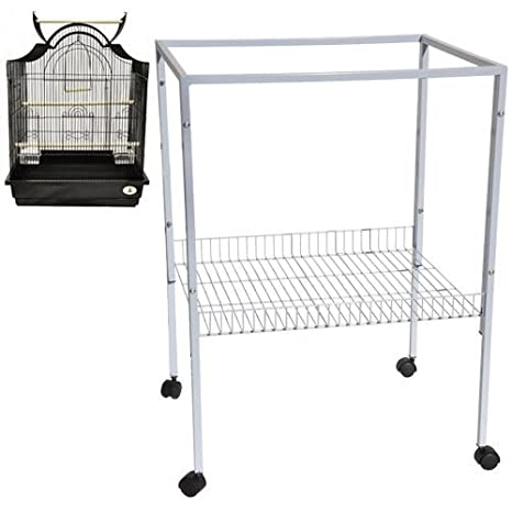 ES 8 CAGE STAND 25X21X34 bird cages toy toys parakeet parrot parakeet budgie King' s Cages