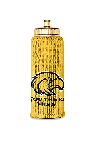 Southern Miss Golden Eagles Officially Licensed Golden Eagles Bottle Insulator by Jenkins' Enterprises Game Day Outfitters & Freaker USA