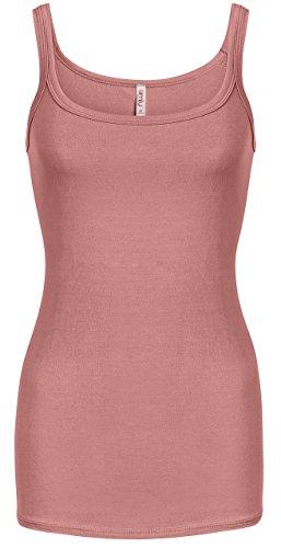 Rose Pink Shirt Top - 4