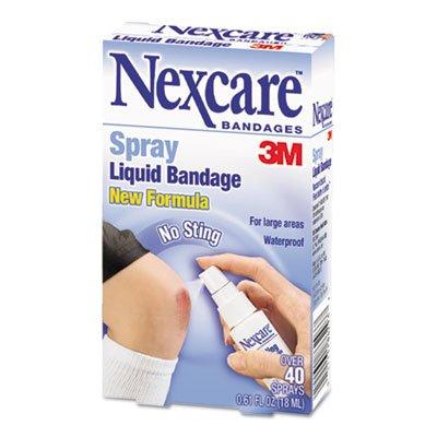No-Sting Liquid Bandage Spray, .61oz, Sold as 1 - Kit Div