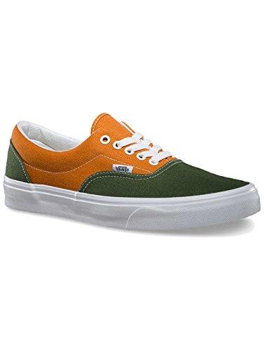 Vans Era - Zapatillas de skate unisex Bronze Green/Gold