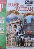 Rome & Vatican Sistenna Ntsc Dvd: The Secrets & Romance Thru Insider's View 2004