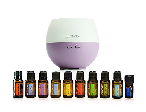 doTERRA Home Essentials Kit with Petal Diffuser