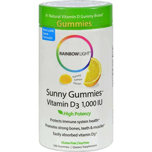 Rainbow Light Vitamin Sunny Gummies product image