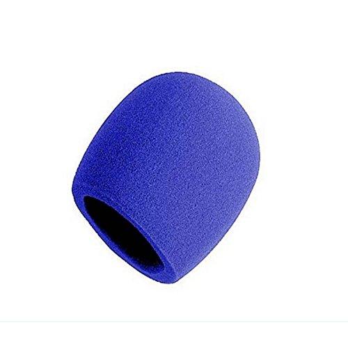 On-Stage Foam Ball-Type Microphone Windscreen, (Stage Foam Windscreen)