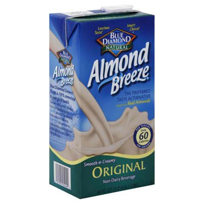 Blue Diamond Original Almond Breeze 24x 64OZ