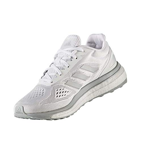 adidas Women's Response Limited Boost Running Shoes, White, 8.5