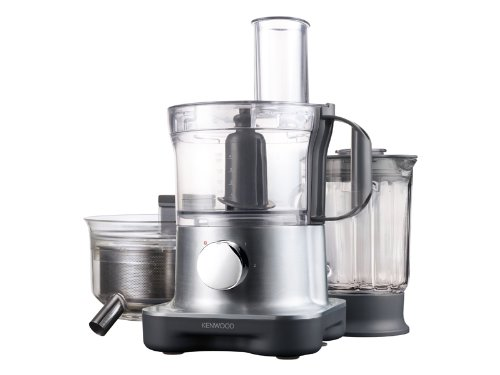 Kenwood 40030395 750-Watt Food Processor (Black and Transparent)