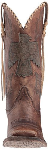 Ariat Womens Thunderbird Thrill Western Boot Naturally Distressed Brown i3uyu0oSh