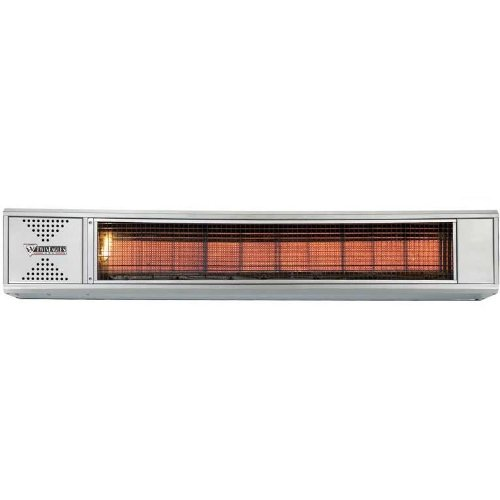 Twin Eagles 48 Inch Natural Gas Infrared Patio Heater ()