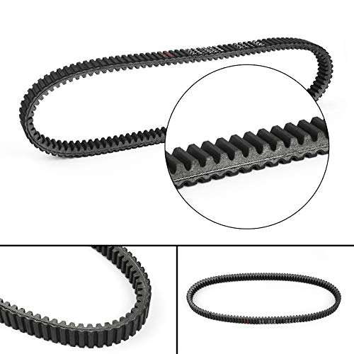 Areyourshop Drive Belt 23100-MCT-003 For FJS600 Silver Wing 2001-2011 FSC600 (ABS) ()