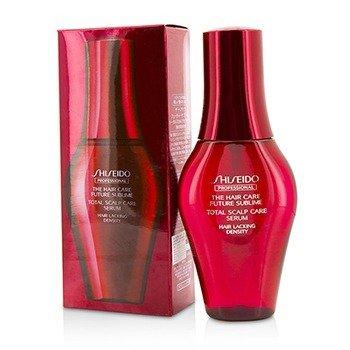 Shiseido The Hair Care Future Sublime Total Scalp Serum, 4.2 Ounce