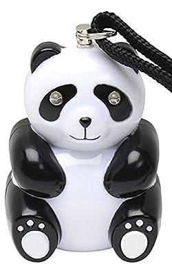 Vigilant PPS-80 Panda Personal Alarm With Dual LED Flashlight