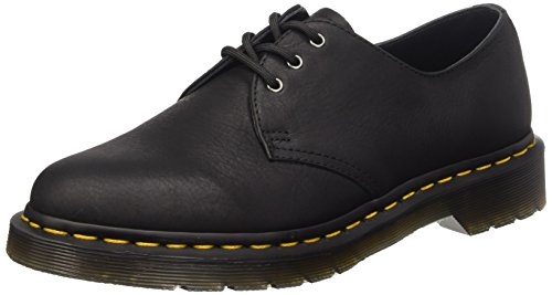- Dr. Martens Men's 1461 Carpathian Oxford, Black, 8 UK/9 M US