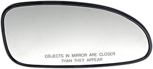 Dorman 56002 Passenger Side Non-Heated Plastic Backed Mirror Glass ()