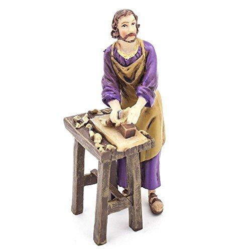 ST JOSEPH statue Worker Home seller Sales Kit Figurine