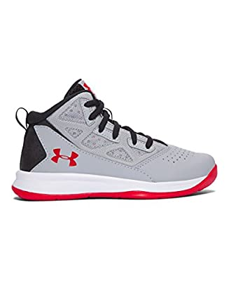Under Armour Boys' Pre-School Jet Mid Basketball Shoes