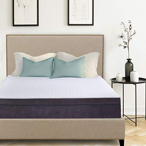 (Madison Upholstered Platform Bed, 50