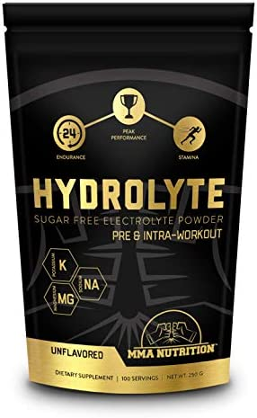 Hydrolyte Electrolyte Powder Sugarfree Supplement