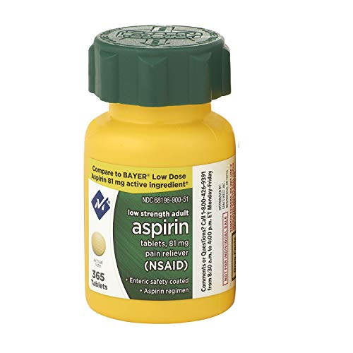 Member's Mark Aspirin 81Mg - 730 Count for sale  Delivered anywhere in USA