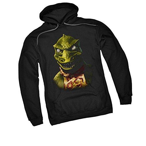 Star Trek Gorn Bust Adult Hoodie Fleece Sweatshirt, XXX-Large