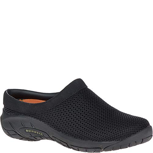 Merrell Women's Encore Breeze 3 Slip-on Shoe (10 B(M) US, Black II)