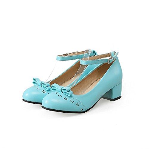 Sandales Compensées Sandales BalaMasa BalaMasa Compensées femme Bleu femme Bleu P1ngpp