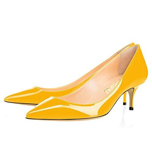 Talons Vocosi Woman à Gelb Chaussures wxFPSFqn