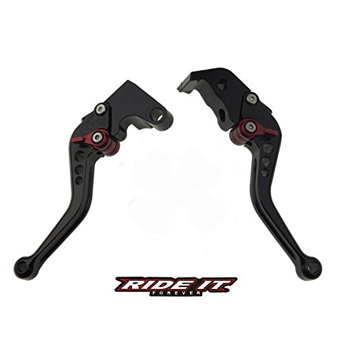 (Short Brake and Clutch Levers for YAMAHA YZF R6 2005-2016,YAMAHA YZF R1 2004-2008)