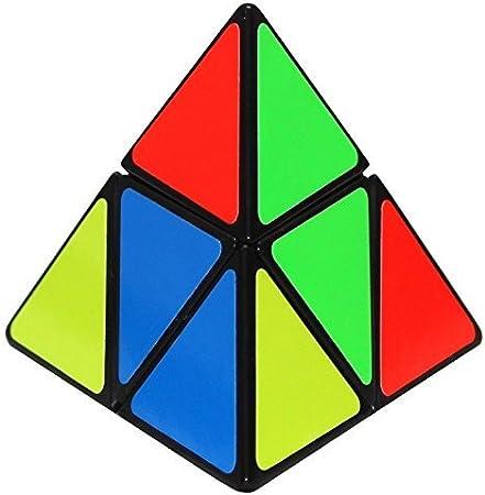 ShengShou 2x2 Pyraminx Black