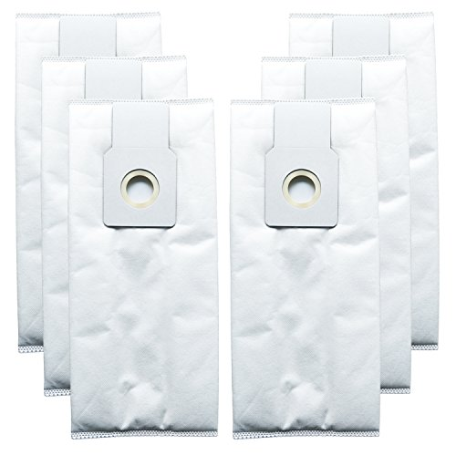 Vacuum Cleaner Dust Bag for Kenmore Type O Bag (6 pack) (Canister Vacuum Sanyo)