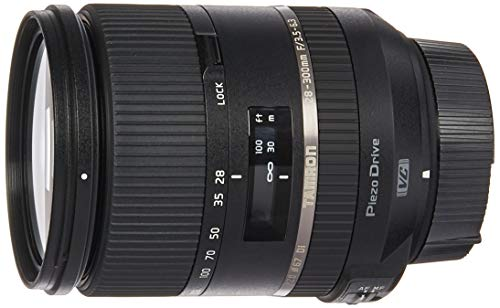 Tamron AFA010N700 28-300mm F/3.5-6.3 Di VC PZD IS Zoom Lens for Nikon (FX) Cameras (Certified Refurbished)