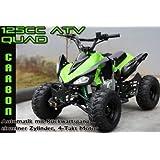 QUAD ATV 125CC SPORT EDITION RW GANG CARBON KXD