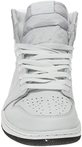 Jordan Air 1 Retro High OG Perforated Men Lifestyle Sneakers New White - 14 pMBROCl