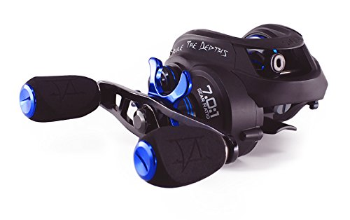 sixgill typhoon baitcasting reel 9 1bb magnetic brake