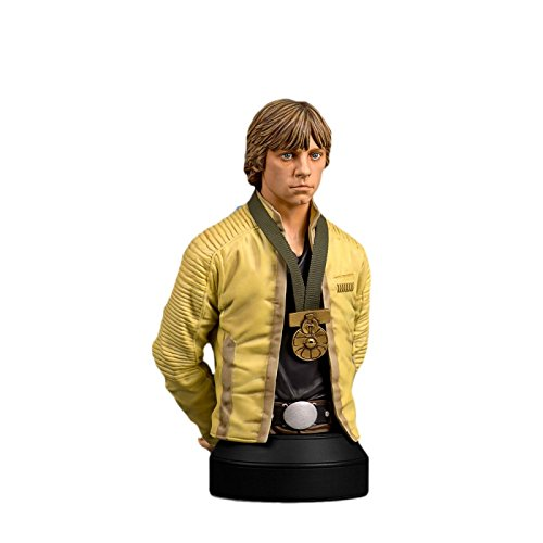 Star Wars Luke Skywalker Mini Bust B011STPP2O