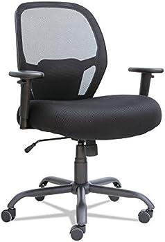 Alera Merix450 Series Mesh Big/Tall Mid-Back Swivel/Tilt Chair