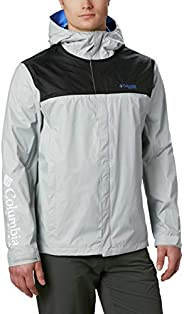 Columbia PFG Storm Chamarra Impermeable y Transpirable para Hombre