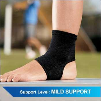 ACE Brand Elasto-Preene AnkleSupport, minor sprains,strains and arthritis, Ankle Foot Support