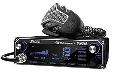 Uniden BEARCAT CB Radio With Sideband And WeatherBand from Uniden