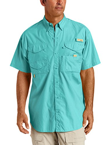 Columbia Men's Bonehead Long Sleeve Shirt Tall,GULF STREAM,4XT