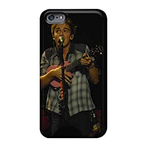 Shock Absorption Cell-phone Hard Cover For Iphone 6plus (oIL7114ZtjA) Provide Private Custom Lifelike Mcfly Band Pattern