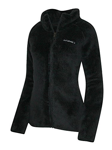 [해외]COLUMBIA WOMEN 'S 패스트 뷰티 플러스 풀 소프트 지퍼 자켓 블랙/COLUMBIA WOMEN`S Fast Beauty PLUSH super soft Full Zip Jacket Black