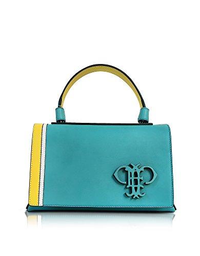 emilio-pucci-womens-72bd1072004191-light-blue-leather-shoulder-bag