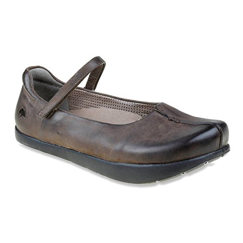 5 Kalso Stone Solar Shoe Vintage Black Women's flats Leather Earth W Calf 7 rwzFrfPAq