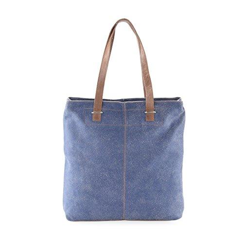Shopping Cuir Noir Vieilli sac Ladies Craquelé Hydestyle Tote De xR0q4Oa6w
